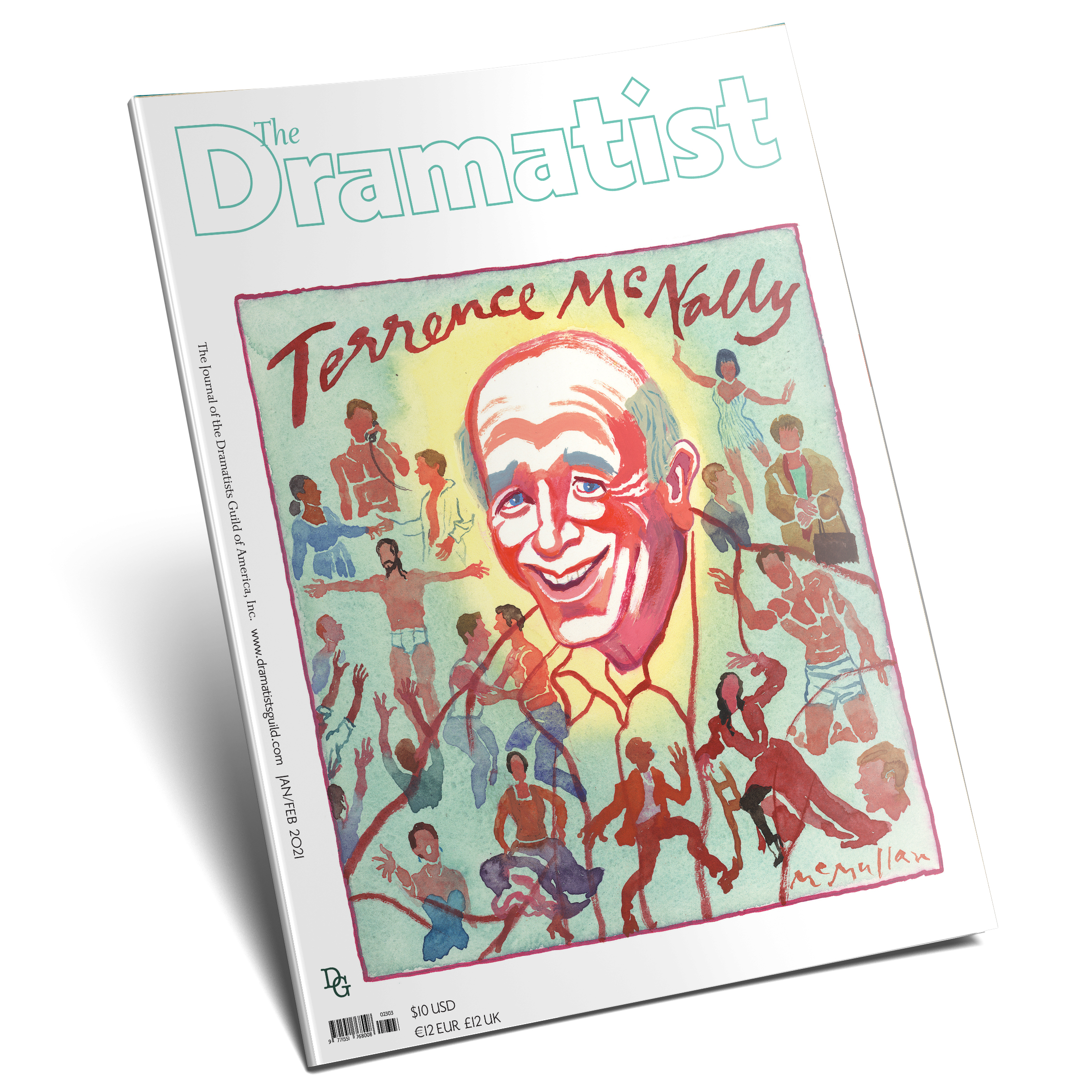 TheTerrence McNally Issue