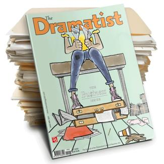 The Business Issue of The Dramatist