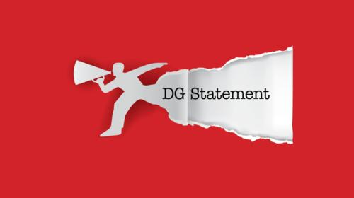 DG Statement