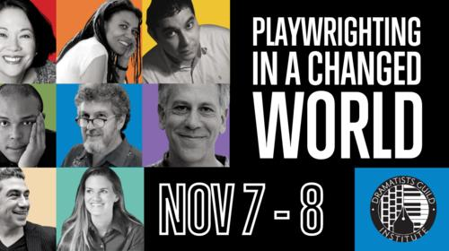 playwriting in a changed world