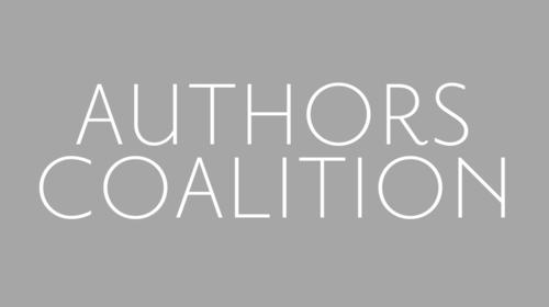 Authors Coalition Survey