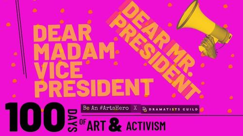 100 Days of Arts and Activism