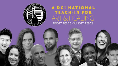 National Teach-In for Art and Healing