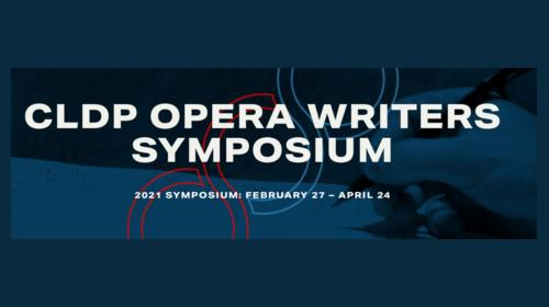 Opera Writers Symposium